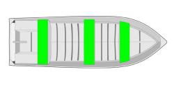 2015 - Mirrocraft Boats - 4656-S Utility V