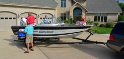 2015 - Mirrocraft Boats - 1863 Pro X