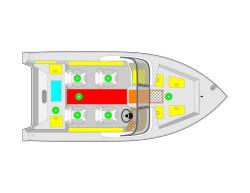 2015 - Mirrocraft Boats - 1977 Aggressor EXP