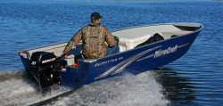 2015 - Mirrocraft Boats - 1876-O Outfitter