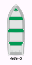 2015 - Mirrocraft Boats - 4656-O Outfitter