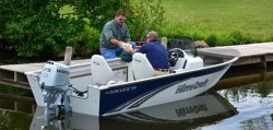 2015 - Mirrocraft Boats - 1616 Troller