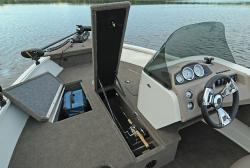 2015 - Mirrocraft Boats - 1663 Aggressor