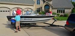 2018 - Mirrocraft Boats - 1863 Pro X