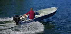 2018 - Mirrocraft Boats - 4656 - S Utility V