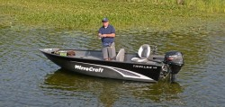 2018 - Mirrocraft Boats - 165T Troller