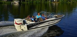 2019 - Mirrocraft Boats - 1766 Dual Impact