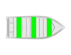 2019 - Mirrocraft Boats - 4602 Utility V