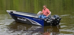 2019 - Mirrocraft Boats - 165SC-O Outfitter