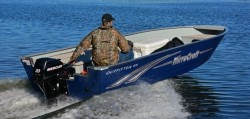 2020  - Mirrocraft Boats - 1876-O Outfitter