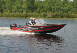 2020 - Mirrocraft Boats - 1661 Aggressor Pro X