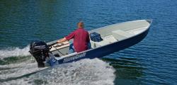 2020 - Mirrocraft Boats - 4650-S Utility V