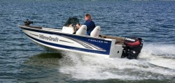 2020 - Mirrocraft Boats - 1685 Troller EXP