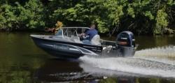 2020 - Mirrocraft Boats - 1873 Aggressor Pro MX