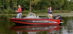 2020 - Mirrocraft Boats - 1628 Holiday