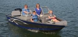 2020 - Mirrocraft Boats - 168 Holiday