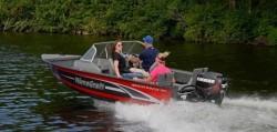 2020 - Mirrocraft Boats - 1663 Aggressor Pro X
