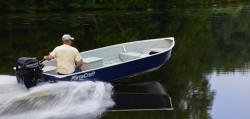 2020 - Mirrocraft Boats - 3654-S Utility V