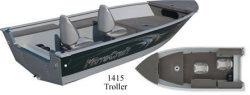 Mirrocraft Boats 1415 Troller Utility Boat