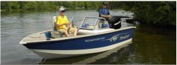Mirrocraft Boats 1875 Aggressor Exp Utility Boat