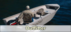Mirrocraft Boats 1615-O Outfitter Utility Boat