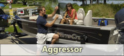 Mirrocraft Boats 1750 Aggressor