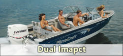 Mirrocraft Boats - 1746 Dual Impact