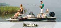 Mirrocraft Boats - 1436 predator