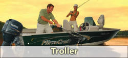 Mirrocraft Boats - 1400 Troller