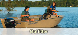 Mirrocraft Boats - 1615-O Outfitter