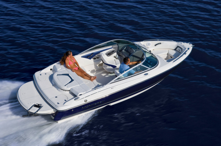 Research 2009 Monterey Boats 214 Fs On Iboats Com