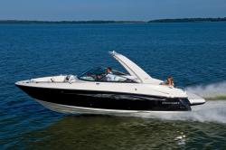 2009 - Monterey Boats - 254 FSX