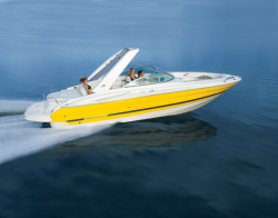 2009 - Monterey Boats - 278 SS