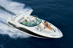2009 - Monterey Boats - 278 SSX