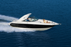2009 - Monterey Boats - 318 SS