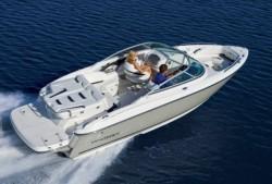 2010 - Monterey Boats - 244FS