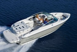 2010 - Monterey Boats - 244FSX