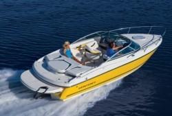 2011 - Monterey Boats - 224FSC