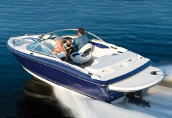 2012 - Monterey Boats - 184FS