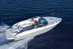 2012 - Monterey Boats - 264FSC