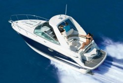 2012 - Monterey Boats - 260SCR