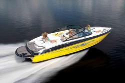 2015 - Monterey Boats - 204 FSX