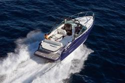 2015 - Monterey Boats - 268 SSC