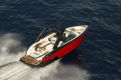 2018 - Monterey Boats - 258 SS