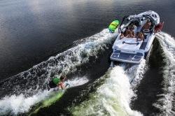 2018 - Monterey Boats - 238 Surf