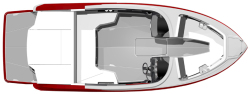 2018 - Monterey Boats - 238 SS