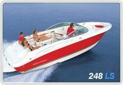 Monterey Boats 248 LS Bowrider Boat