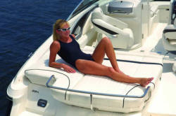 Monterey Boats 234 FSX Bowrider Boat