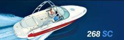 Monterey Boats 268 SC Cuddy Cabin Boat