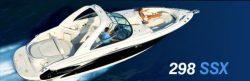 Monterey Boats 298 SSX Bowrider Boat